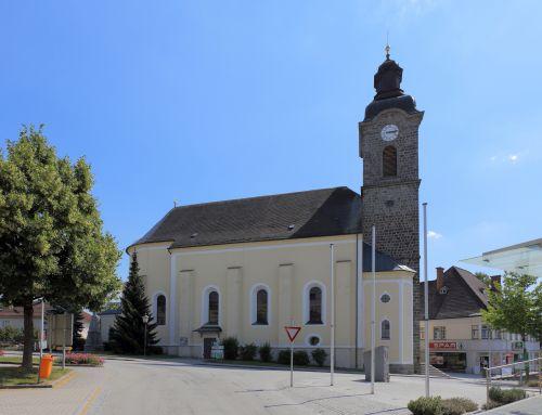 Pfarrkirche Lambrechten