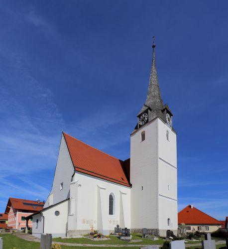 Pfarrkirche Mörschwang