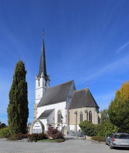Pfarrkirche Mühlheim am Inn