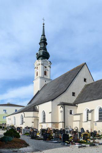 Pfarrkirche Obernberg am Inn
