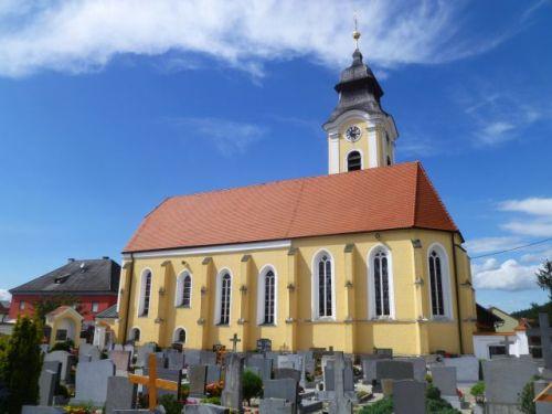 Pfarrkirche Ort im Innkreis