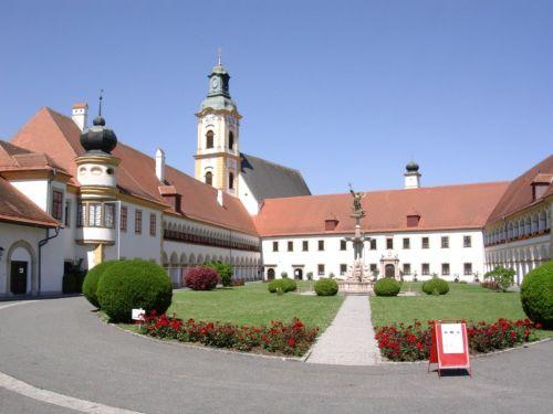 Pfarr- und Stiftskirche Reichersberg