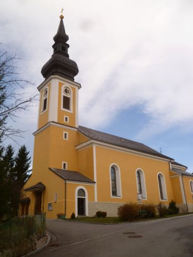 Pfarrkirche Altschwendt