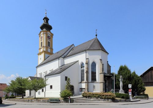 Pfarrkirche Andorf