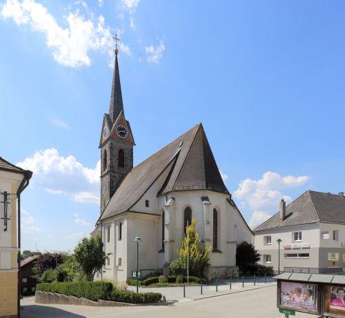 Pfarrkirche Eggerding