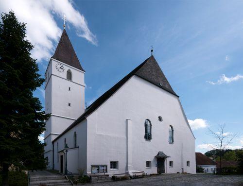 Pfarrkirche Raab