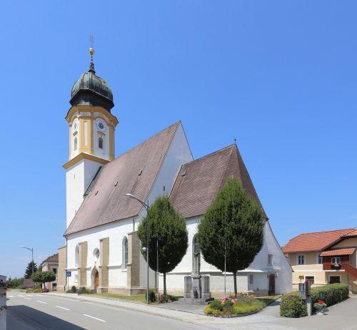 Pfarrkirche St. Willibald