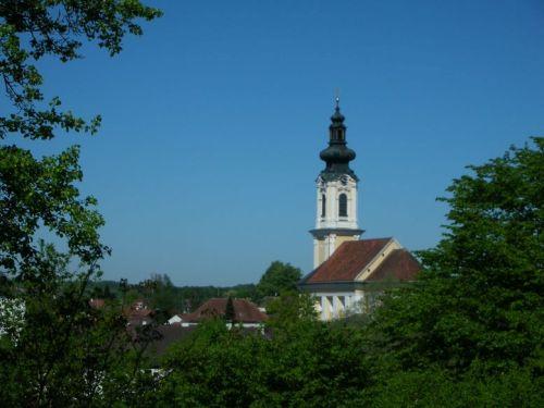 Pfarrkirche Zell an der Pram