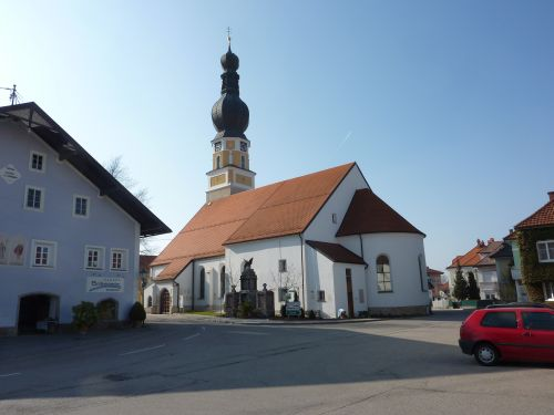 Pfarrkirche Mettmach