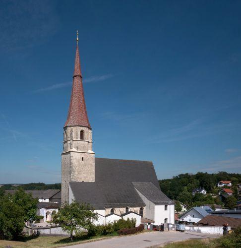 Pfarrkirche Roßbach