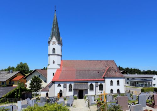 Pfarrkirche St. Johann am Walde