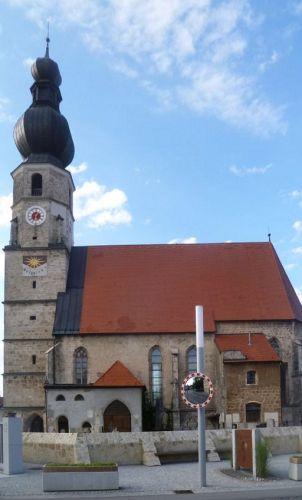 Pfarrkirche Weng im Innkreis
