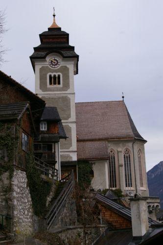 Pfarrkirche Hallstatt