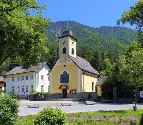 Pfarrkirche Obertraun