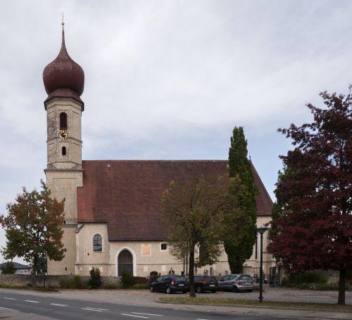 Pfarrkirche Burgkirchen