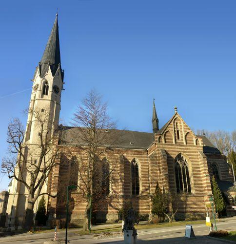 Pfarrkirche Mauerkirchen