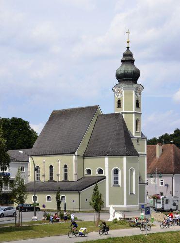 Pfarrkirche Aschach an der Donau