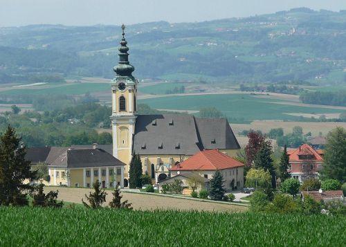 Pfarrkirche Scharten