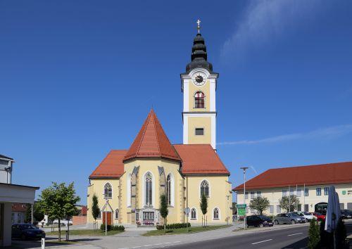 Pfarrkirche St. Marienkirchen an der Polsenz