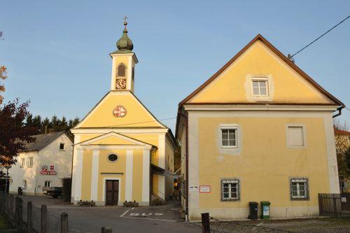Pfarrkirche Asten