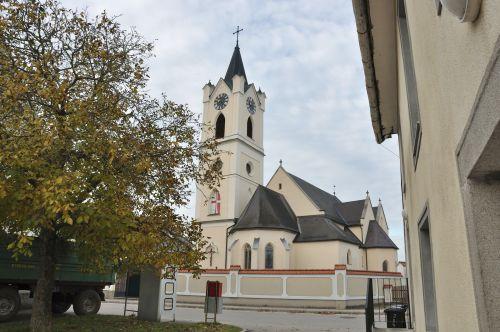 Pfarrkirche Hargelsberg