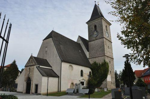 Pfarrkirche Kronstorf