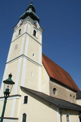 Pfarrkirche Frankenmarkt