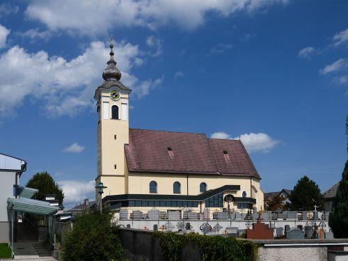 Pfarrkirche Neukirchen an der Vöckla