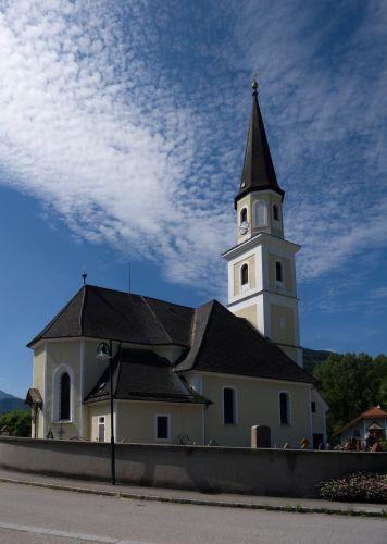 Pfarrkirche Oberwang