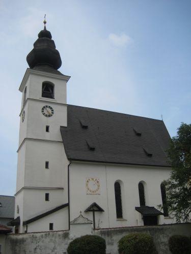 Pfarrkirche Zell am Moos