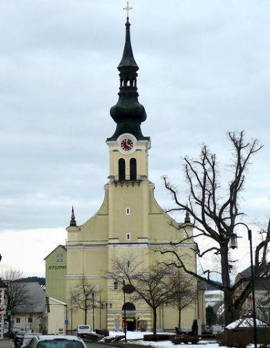 Pfarrkirche Reichenthal