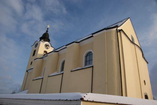 Pfarrkirche Sandl