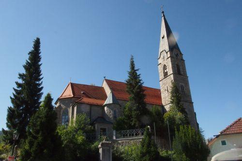Pfarrkirche St. Oswald bei Freistadt