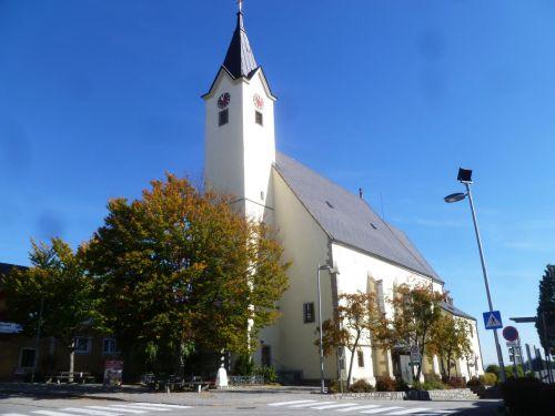 Pfarrkirche Altenberg bei Linz