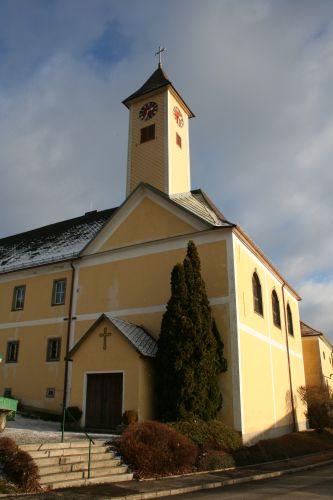 Pfarrkirche Eidenberg
