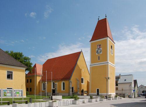 Pfarrkirche Feldkirchen an der Donau