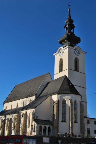 Stadtpfarrkirche Gallneukirchen