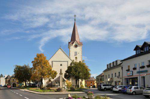 Pfarrkirche Hellmonsödt