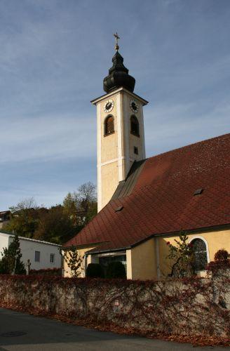 Pfarrkirche Steyregg