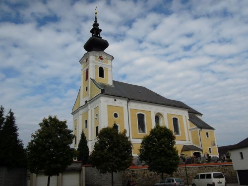 Pfarrkirche Gaspoltshofen