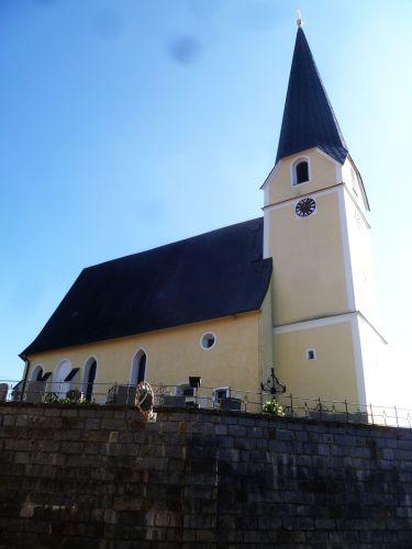 Pfarrkirche Geboltskirchen