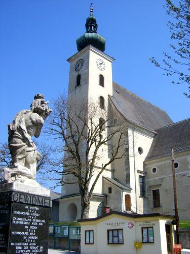 Pfarrkirche Offenhausen