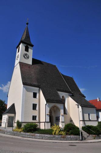 Pfarrkirche Pennewang
