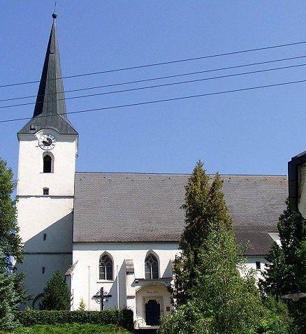 Pfarrkirche Steinerkirchen am Innbach