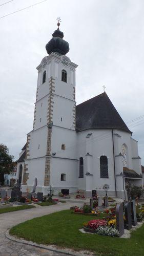 Pfarrkirche Weibern