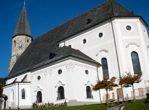 Pfarrkirche Altmünster am Traunsee
