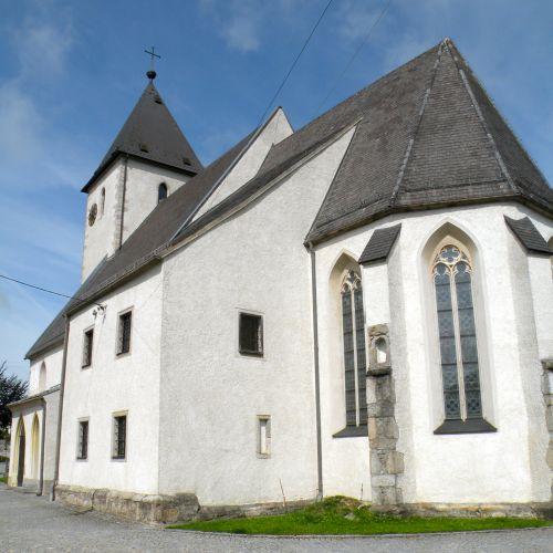 Pfarrkirche Dimbach
