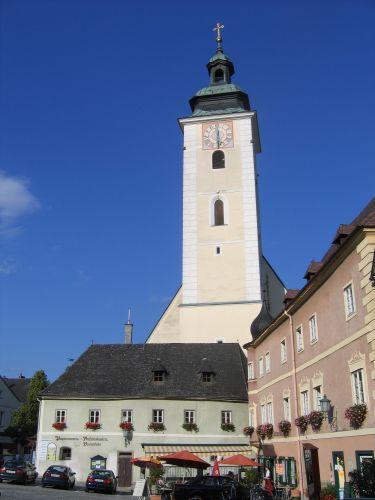 Pfarrkirche Grein