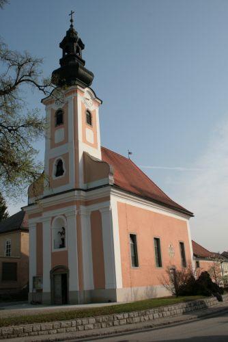 Pfarrkirche Klam