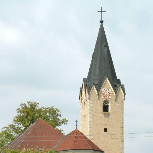 Pfarrkirche Saxen